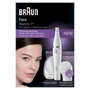 Braun Cuidado Facial Premium-Silk Epil 830
