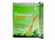 Aquilea Humamil 750 mg (100 cápsulas)