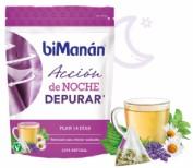 BiManán infusión Acción de NOCHE - DEPURAR (plan de 14 días)