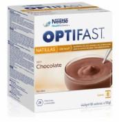 Optifast Natillas Chocolate (54 g x 9 sobres)