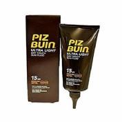 Piz buin fps -15 ultra light dry touch - proteccion solar cuerpo media fluido (150 ml)