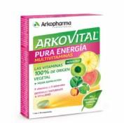 Arkovital Pura Energía (30 comprimidos)