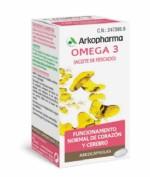 Arkocápsulas Omega 3 Aceite de Pescado (50 cápsulas)