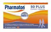 Pharmaton 50 Plus (30 cápsulas)