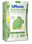 BiManán Protein Diet Batido verde de Frutas y Verduras (30 g x 5 sobres)