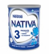 Nativa 3 Leche de Crecimiento (800 g)