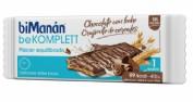 BiManán BeKomplett Snack Crujiente de Cereales y Chocolate con leche (1 ud)