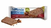 BiManán Snack Barrita Chocolate con leche (20 g)