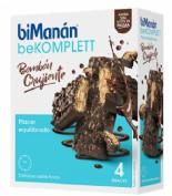 BiManán BeKomplett Snack Bombón Crujiente (4 ud)