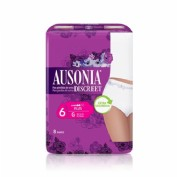 Ausonia Discreet Pants Plus talla G (8 uds)
