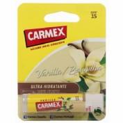 carmex stick sabor vainilla (4.25g)