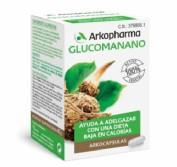 Arkocápsulas Glucomanano (80 cápsulas)