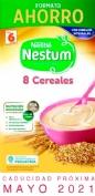 Nestle Nestum Papilla 8 Cereales (1.100 g)