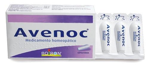 Avenoc Supositorios Boiron (10 ud)