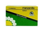 Manzanilla dulce carabela (25 filtros)