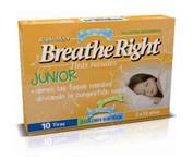 Breathe Right Junior Tira adhesiva nasal (10 ud)