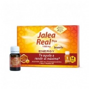 Juanola Jalea Real Energy Plus viales (14 ampollas bebibles)