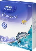 Mayla Omega 3 (30 cápsulas)