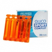 Gluco Sport Complet Ampollas Bebibles (20 ud)