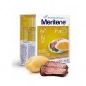 Meritene Puré Ternera con patatas (75 g x 6 sobres)