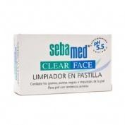 Sebamed Limpiador en Pastilla Clear Face (100 g)