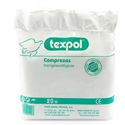 Texpol Compresas Higiénicas Femeninas (20 ud)